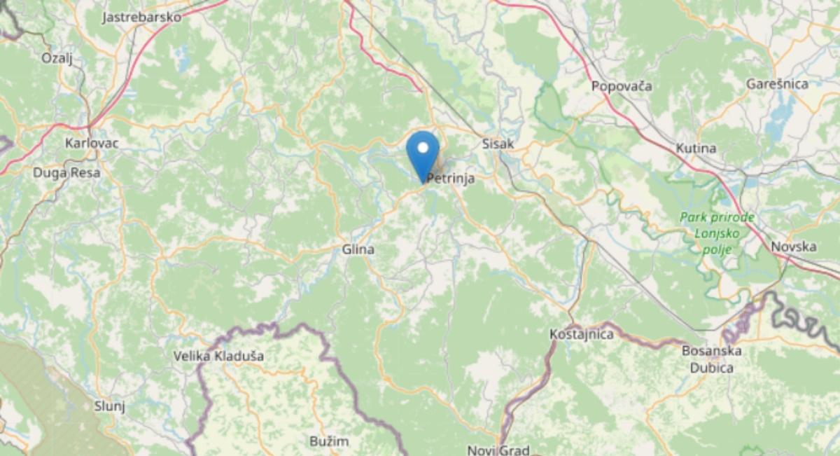 Croazia, terremoto avvertito anche in Italia
