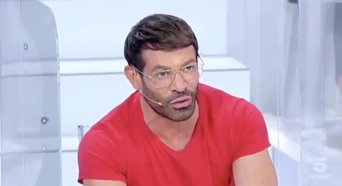 UeD, Gianni Sperti si infuria con Maria