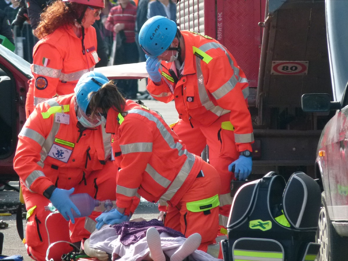 soccorritori 118