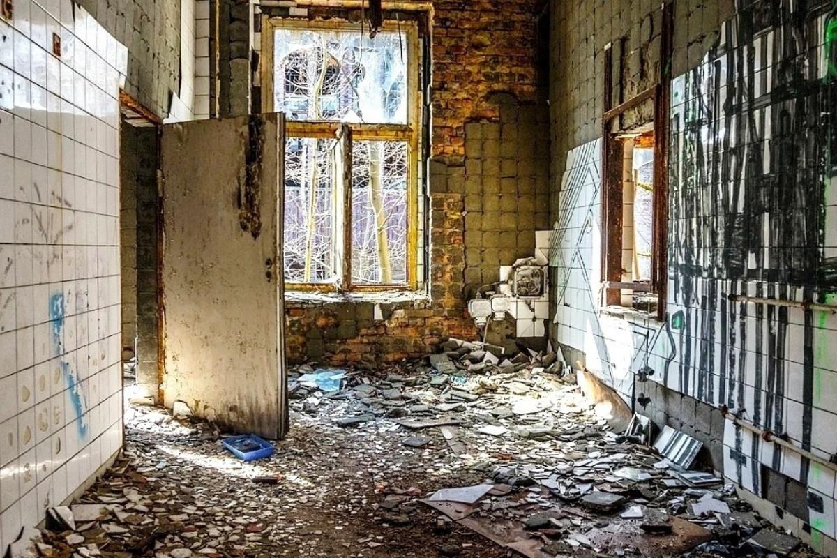 La terribile storia di un abbandono in appartamento