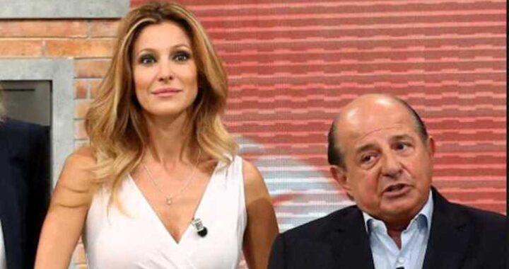 """Adriana Volpe ha denunciato Giancarlo Magalli: """"Non mollo. Mi aspetto giustizia"""""""