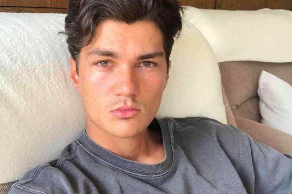 Giuliano Condorelli selfie