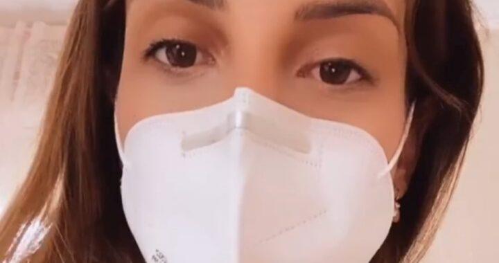 Positiva al Covid-19 al nono mese di gravidanza: le lacrime di Alessandra De Angelis