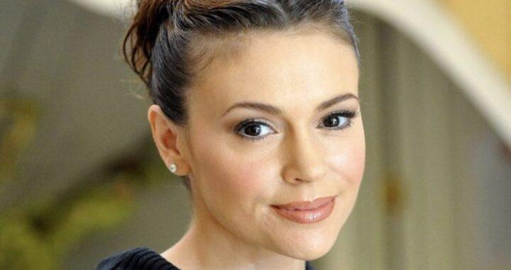 Alyssa Milano Phoebe