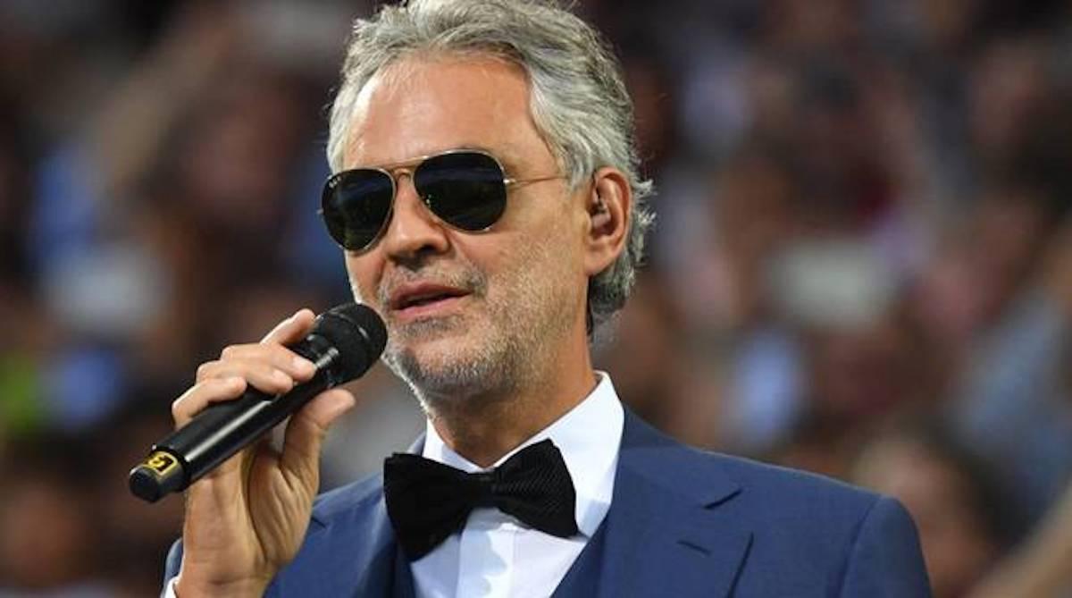 Canta Bocelli Andrea
