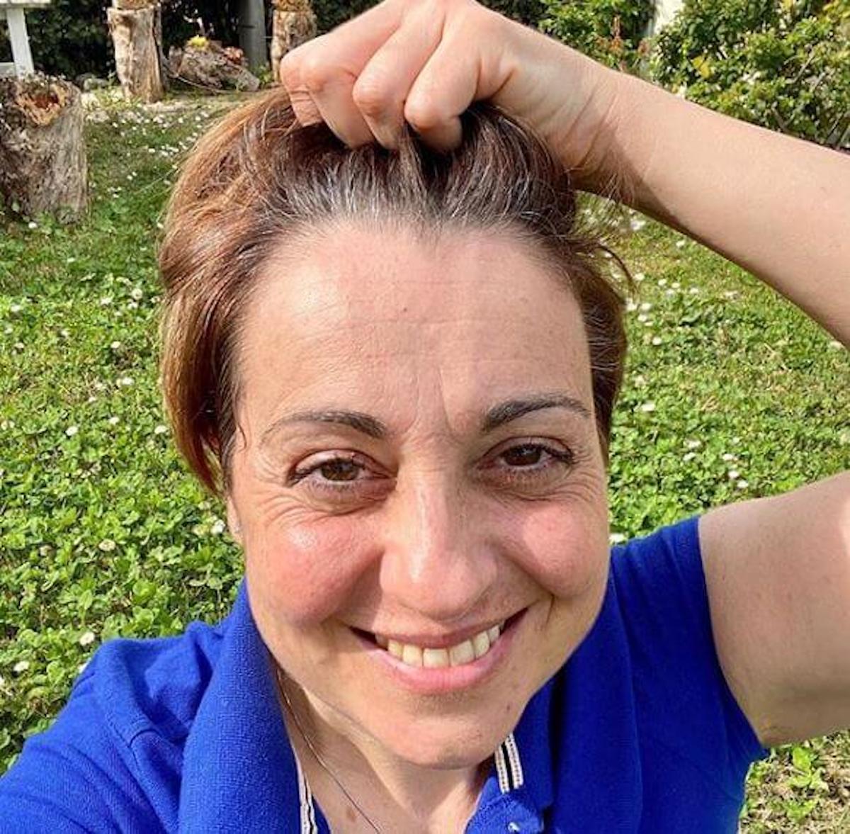 Selfie Rossi Benedetta