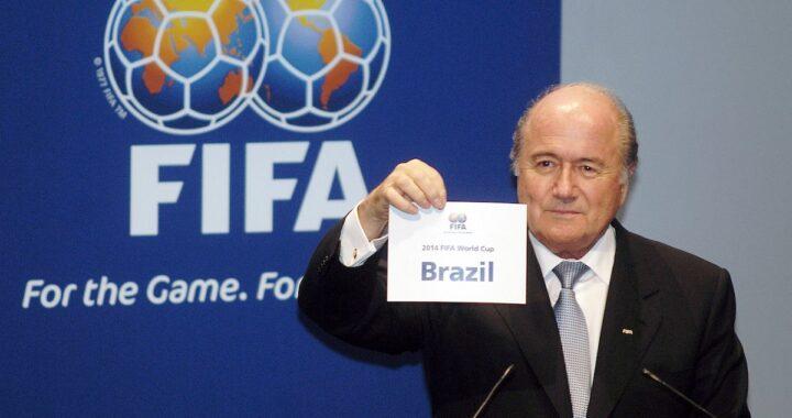 Evento FIFA Joseph Blatter evento FIFA