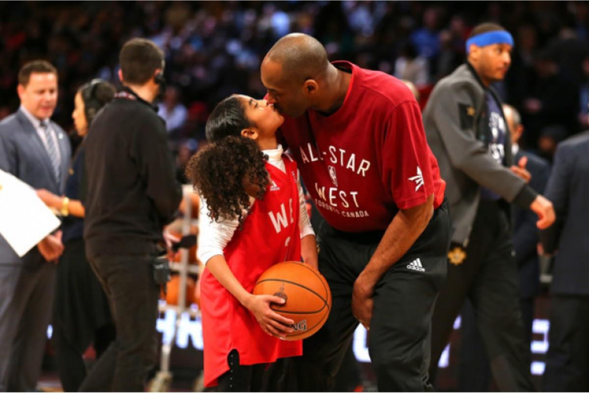 Il ricordo di Vanessa Bryant per Kobe e Gigi