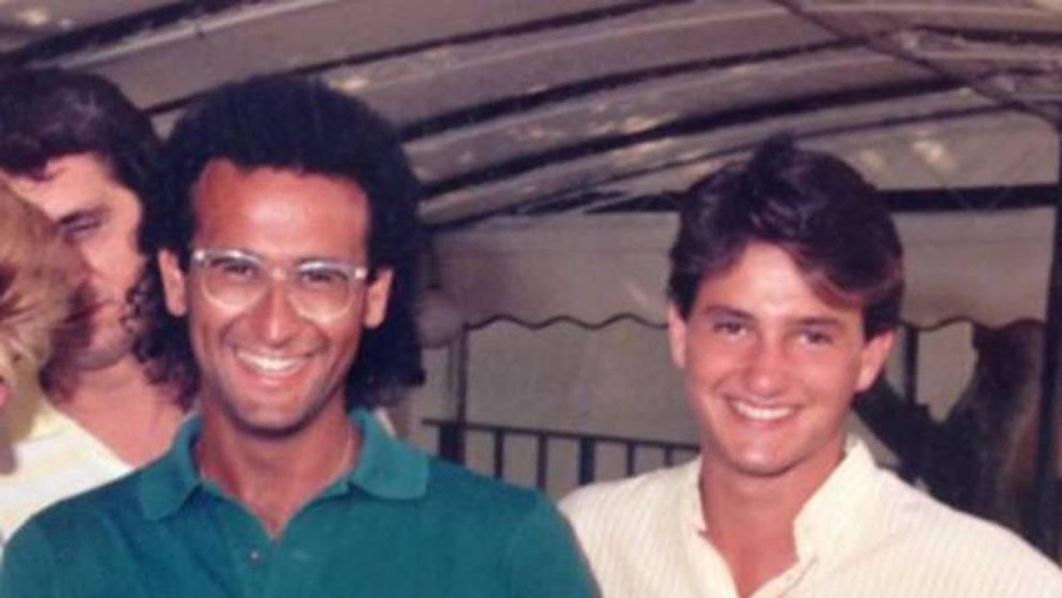 Com'erano vent'anni fa Carlo Conti e Leonardo Pieraccioni