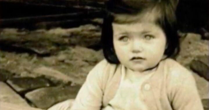Catherine Zeta Jones da bambina
