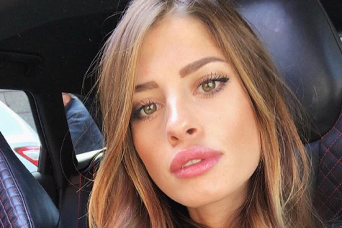 Nasti Chiara selfie