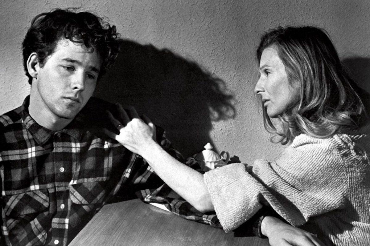 Cloris Leachman sul set