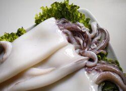 Come pulire i calamari