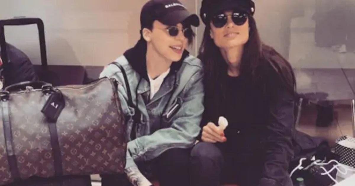Allegra Ioppolo e Dayane Mello