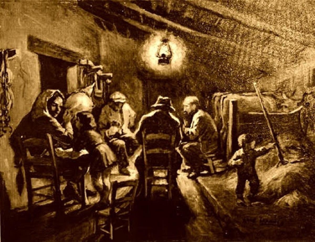 tempi antichi in tavola