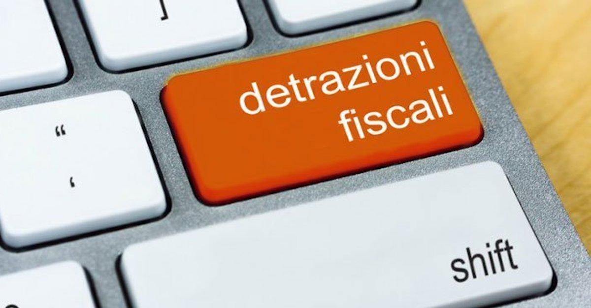 Tastiera pc detrazioni fiscali