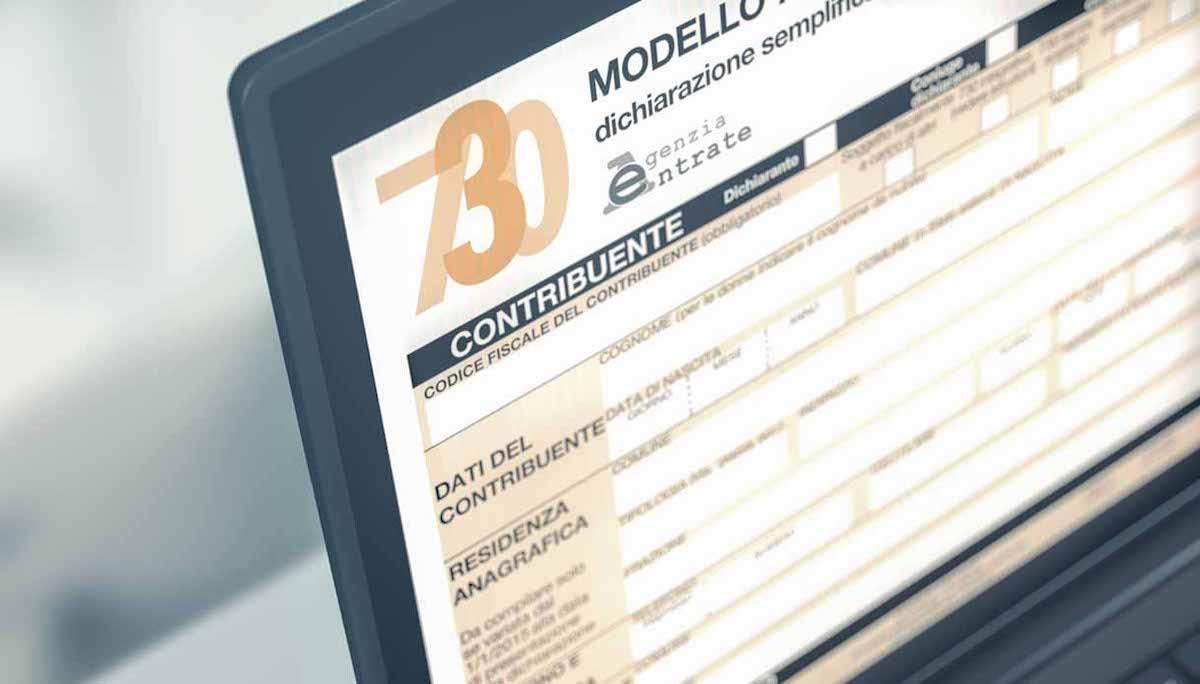 Modello 730 compilazione