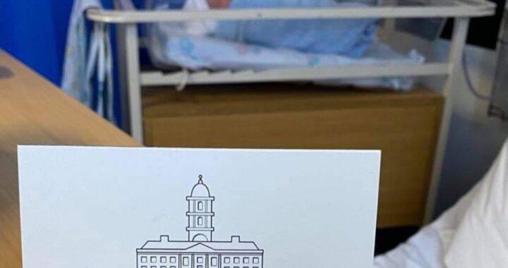Devon Murray di Harry Potter è diventato papà
