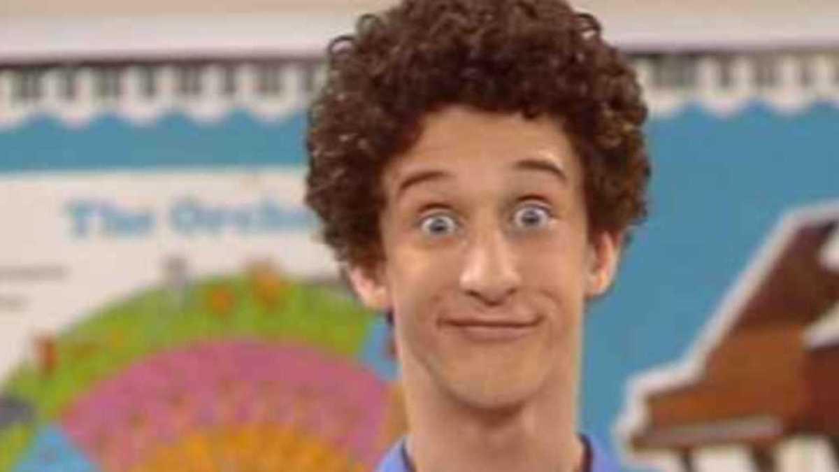 Dustin Diamond ai tempi di Bayside School