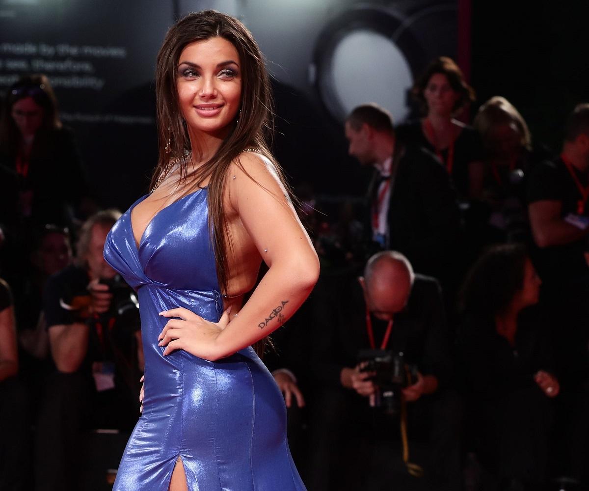 Elettra Lamborghini Sanremo