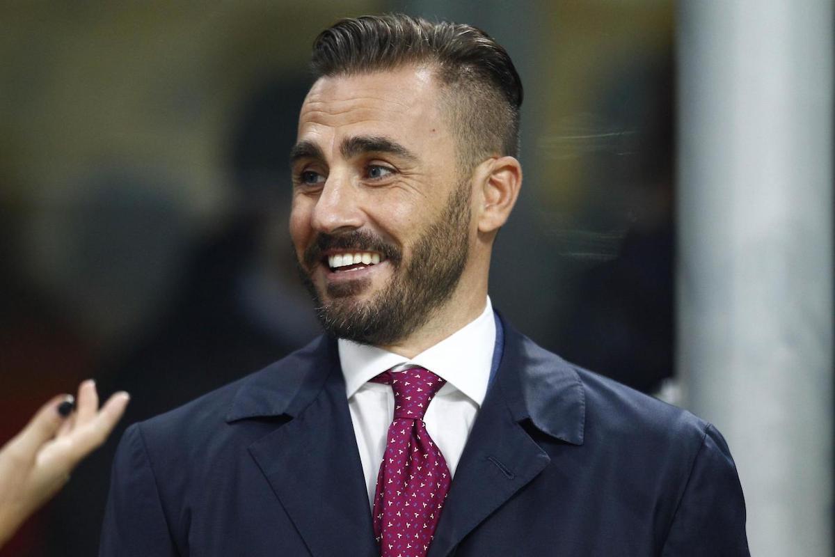 Fabio Cannavaro elegante