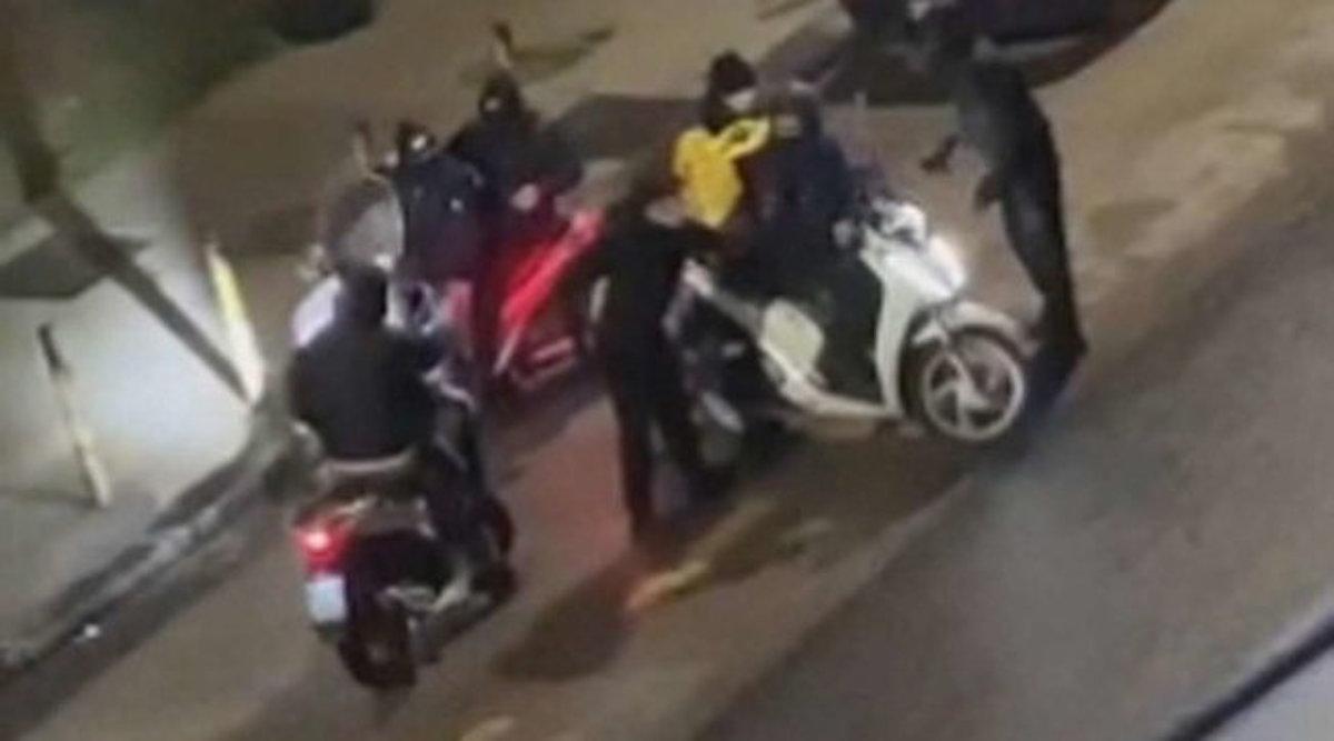Aggressione rider a Fuorigrotta
