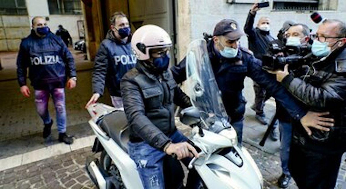 Agenti della Polizia Locale