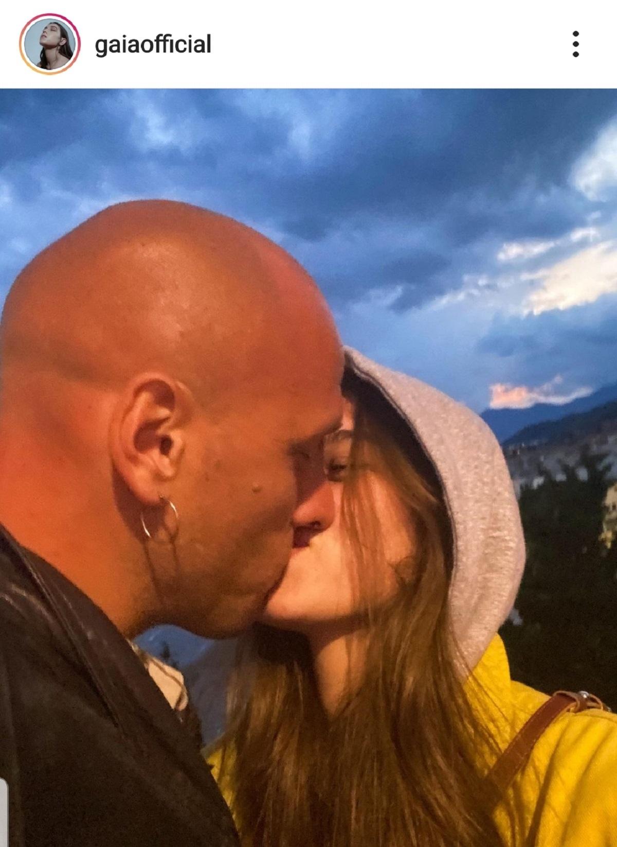 Gaia Gozzi fidanzato