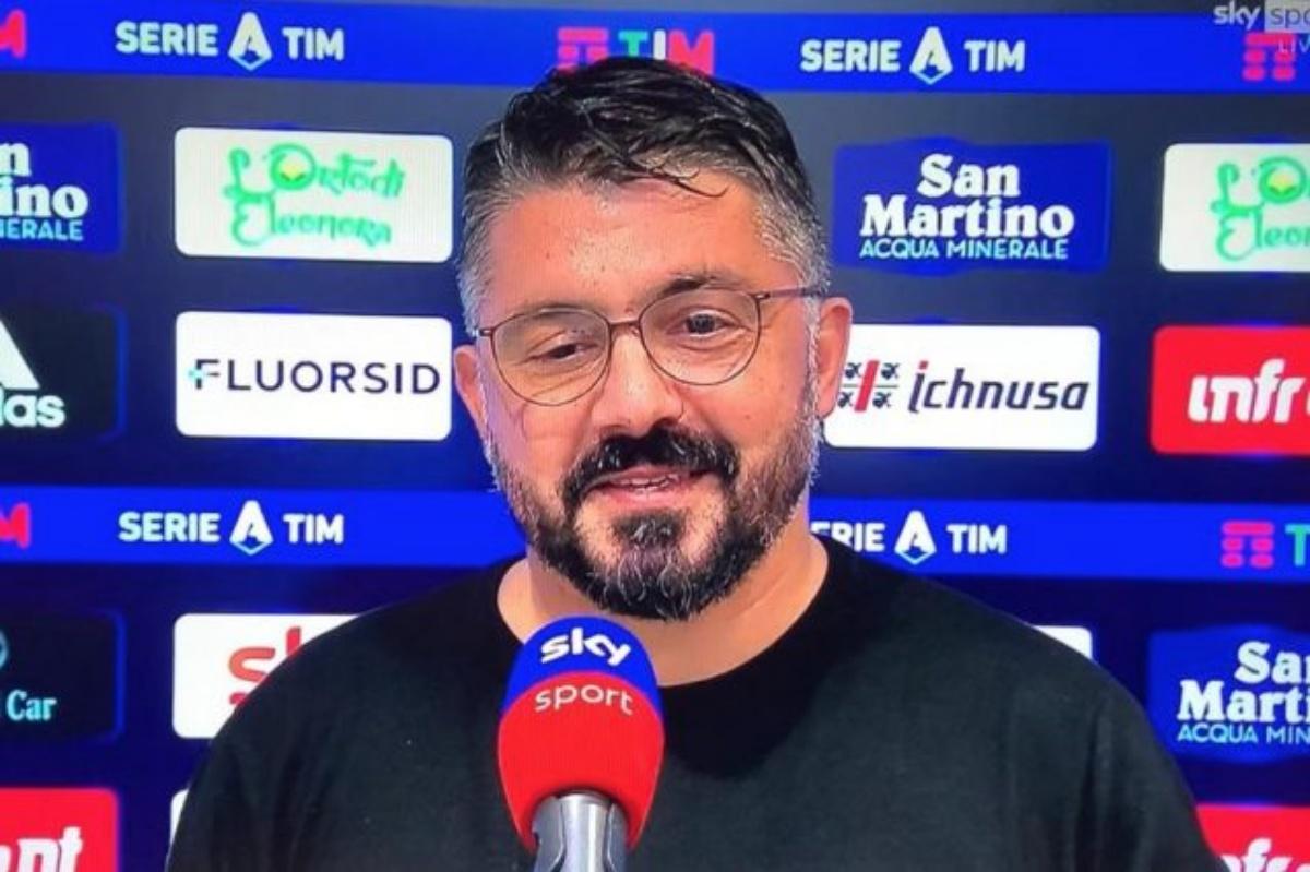 """Gennaro Gattuso e la miastenia: """"C'è di peggio"""""""