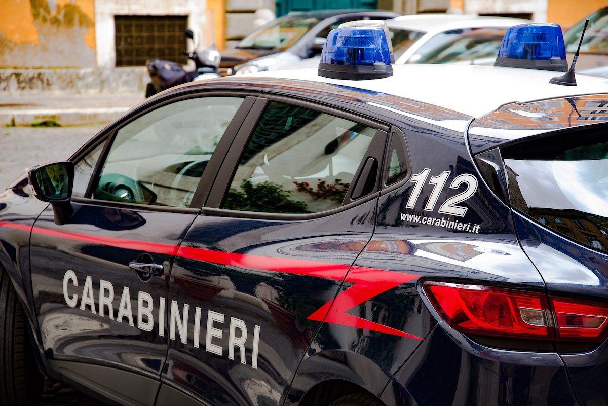 Carabinieri investigano su giallo