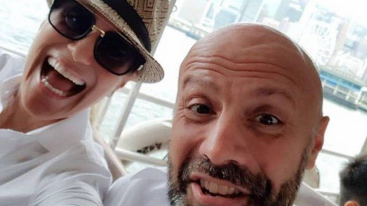 Umberto Maria Anzolin selfie