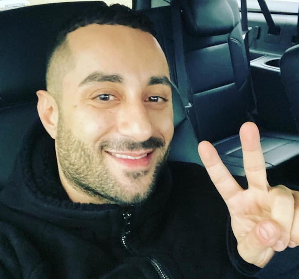 Selfie Capriati Joseph