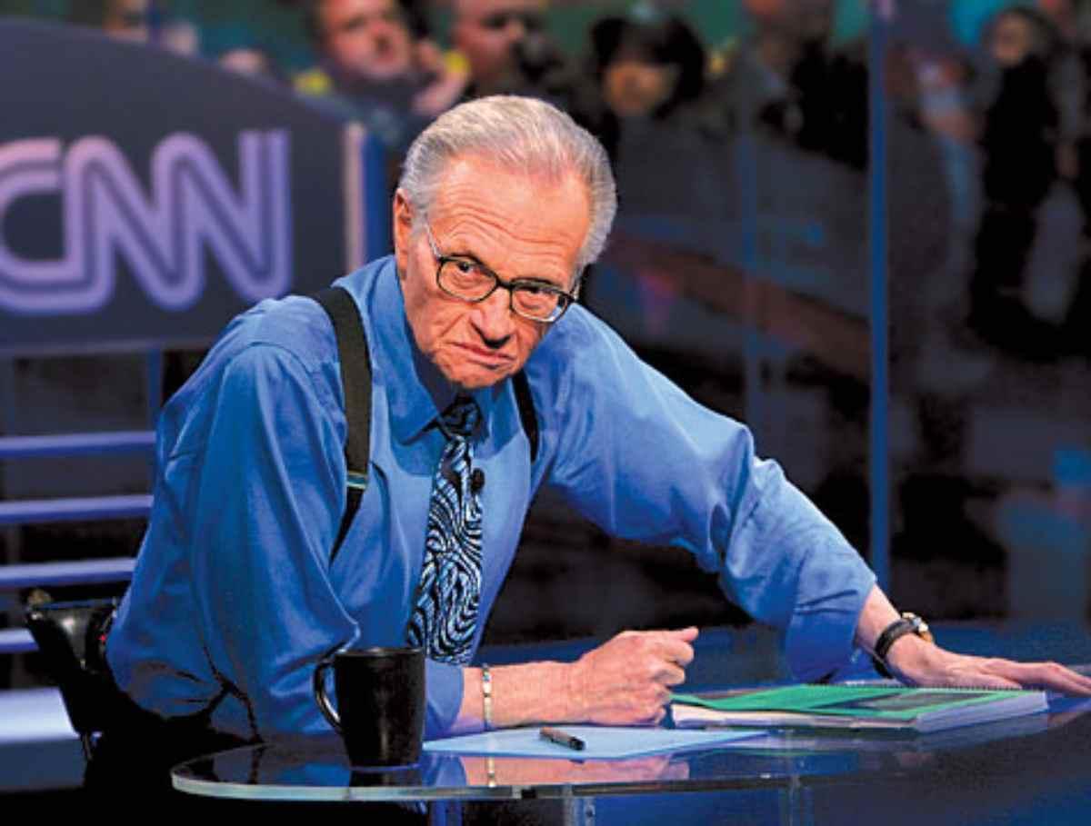 Giornalista americano