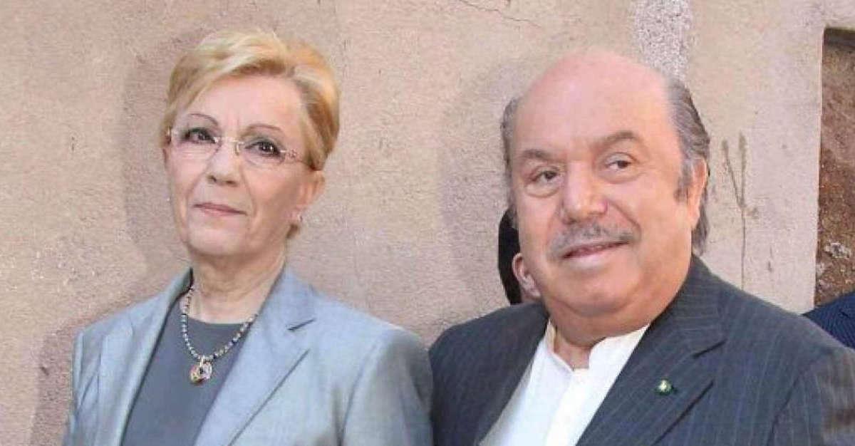 Banfi Lino e la compagna