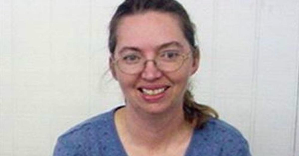 Lisa Montgomery che sorride
