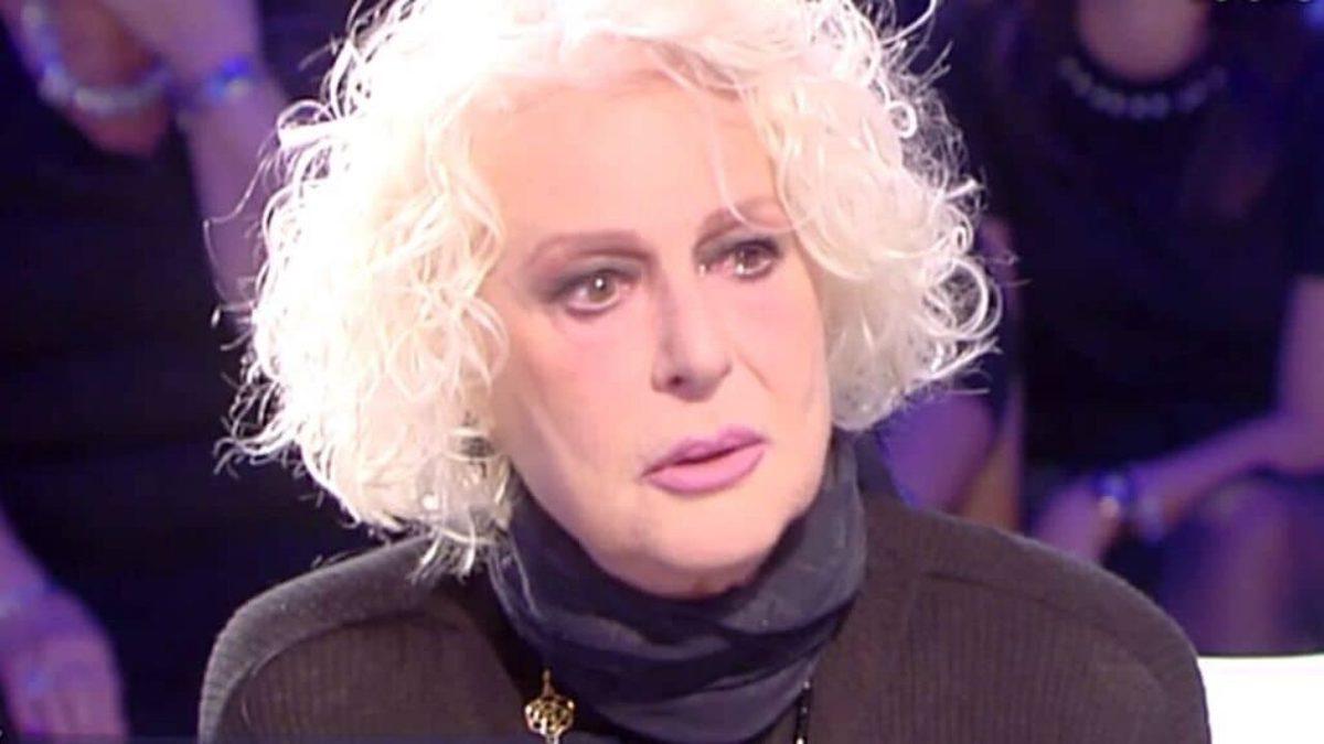 Loretta Goggi ospite di Verissimo