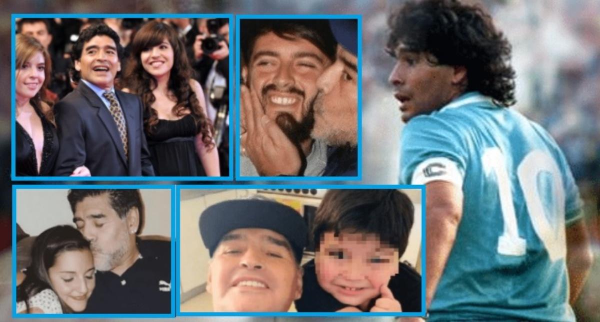 Spunta una nuova figlia illegittima di Maradona