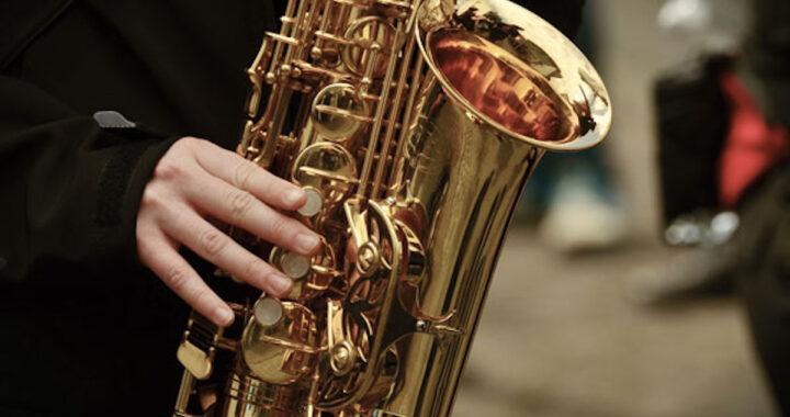 Primo piano sax