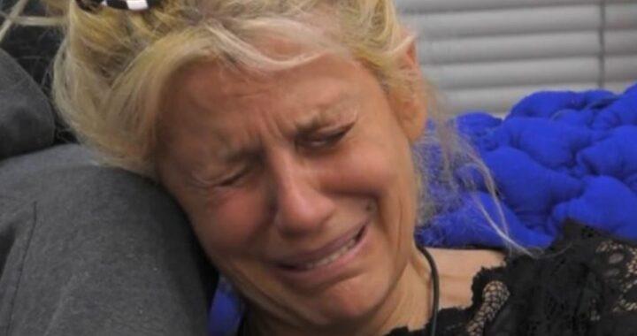 """Maria Teresa Ruta, pianto disperato: """"Lascio il GF Vip"""""""