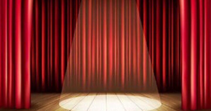 Luce sul palcoscenico