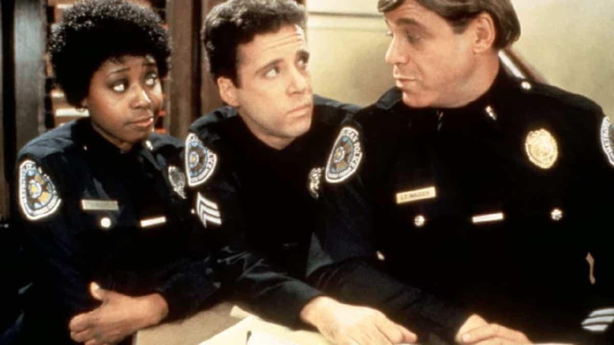 Ramsey Marion in Scuola di Polizia