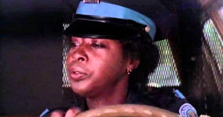 Marion Ramsey interpreta l'ufficiale Hooks