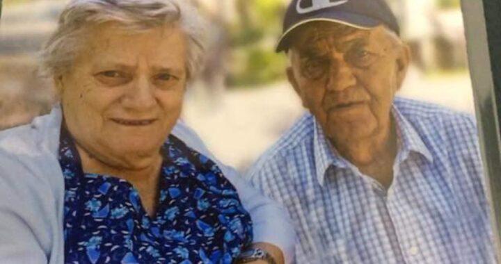 Coppia unita per 60 anni in matrimonio
