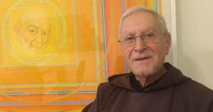 """Addio a Padre Marciano: """"Un'anima a noi tanto cara"""""""
