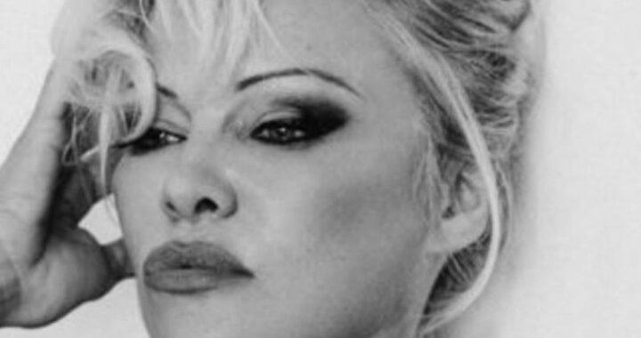 Primo piano Pamela Anderson