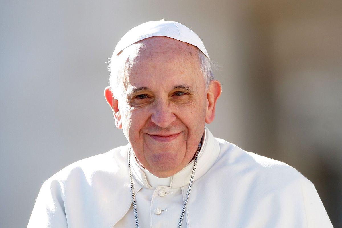 Primo piano Papa Francesco