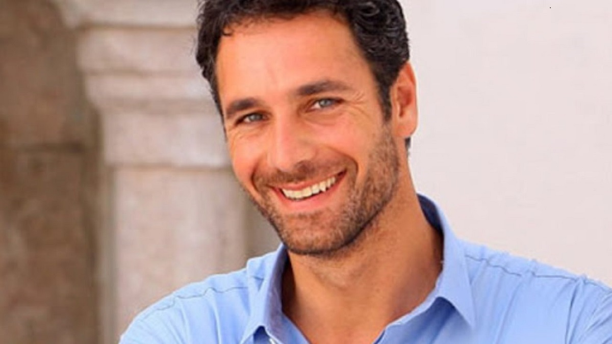 Raoul Bova sorriso