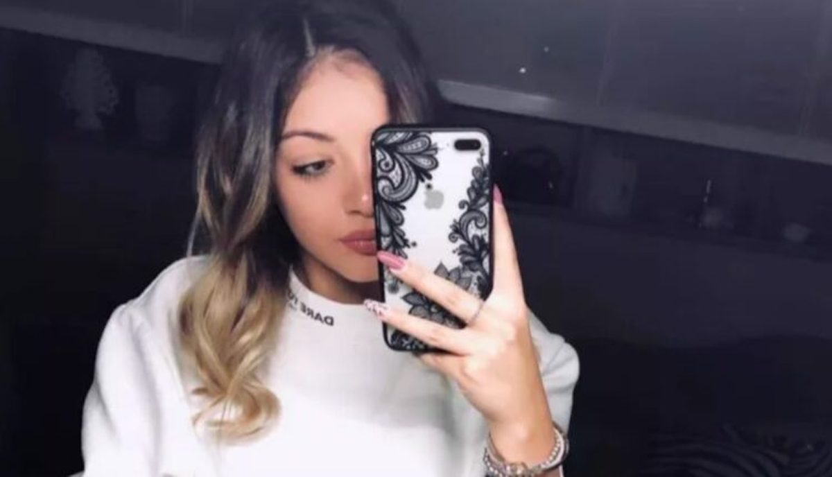 Selfie Roberta Siragusa
