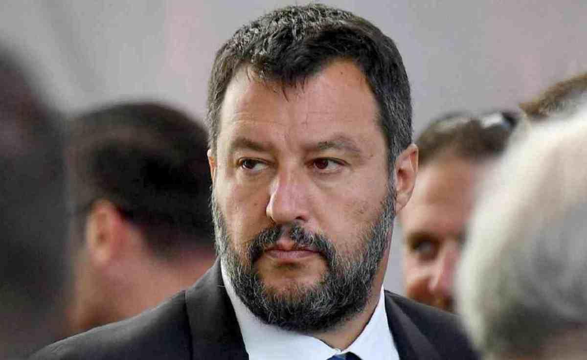 Matteo Salvini cupo