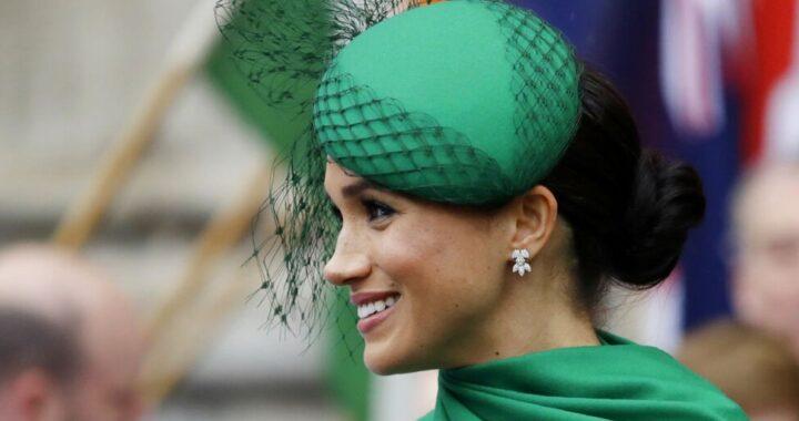 Meghan Markle, il segreto del paio di orecchini indossati in tv